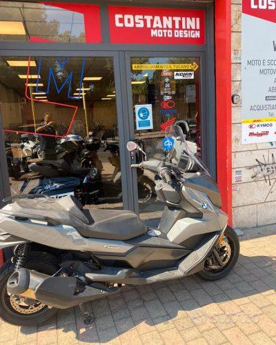 Costantini Moto Bmw C400 Gt 2019