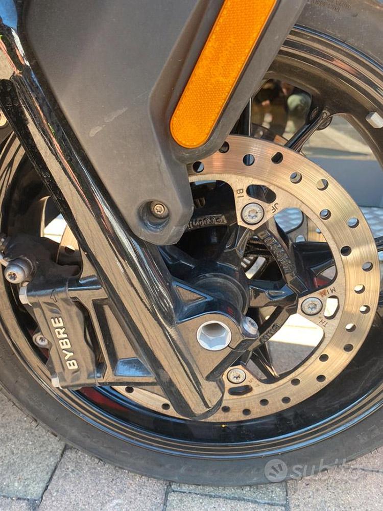 Costantini Moto Bmw C400 Gt 2019 Dettaglio Disco