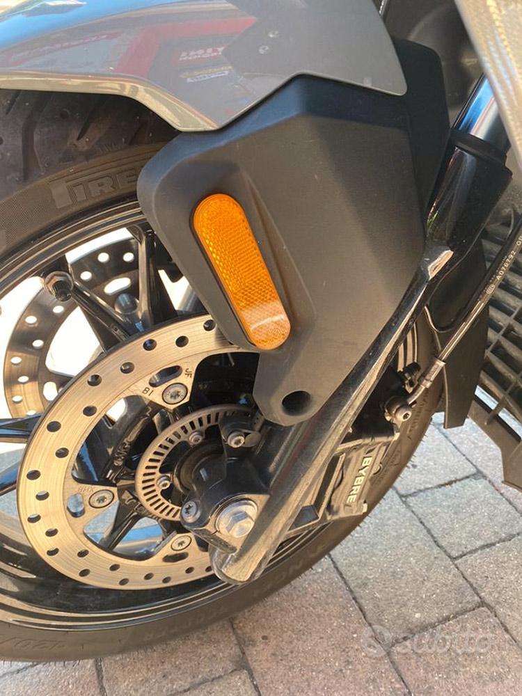 Costantini Moto Bmw C400 Gt 2019 Dettaglio Freni Anteriori