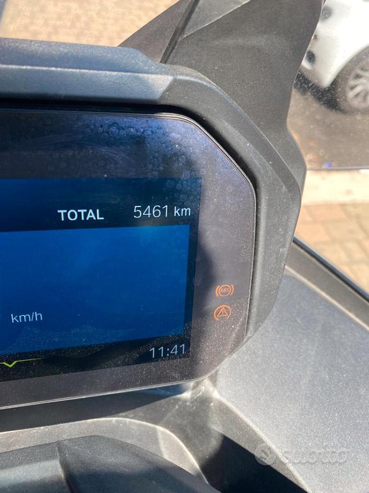 Costantini Moto Bmw C400 Gt 2019 Chilometraggio