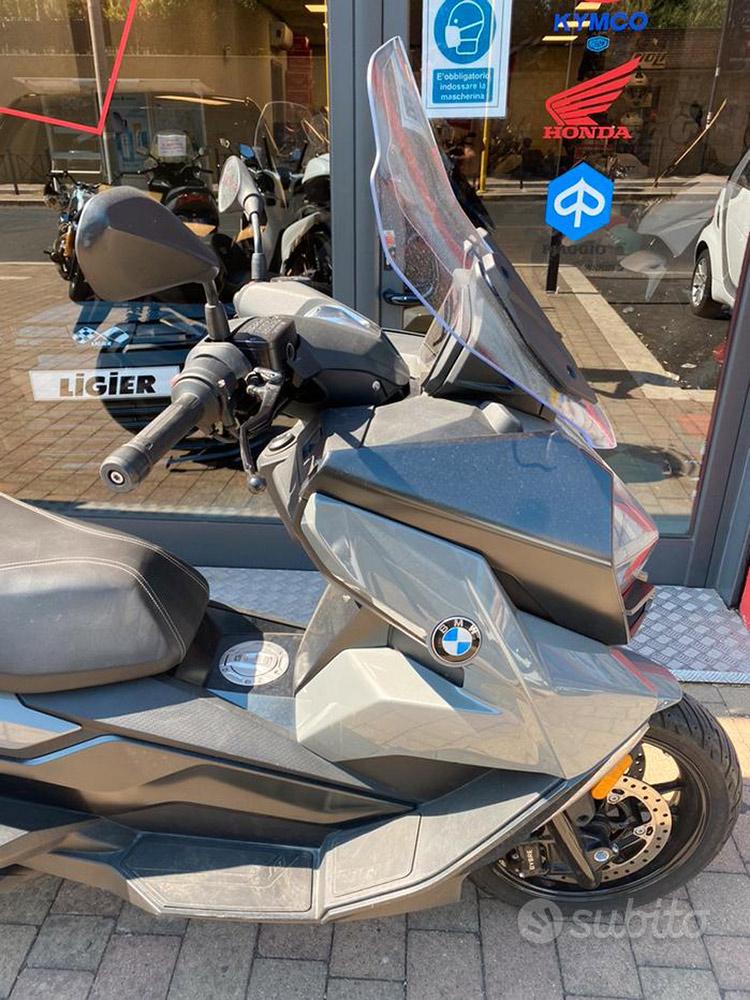 Costantini Moto Bmw C400 Gt 2019 Laterale Anteriore