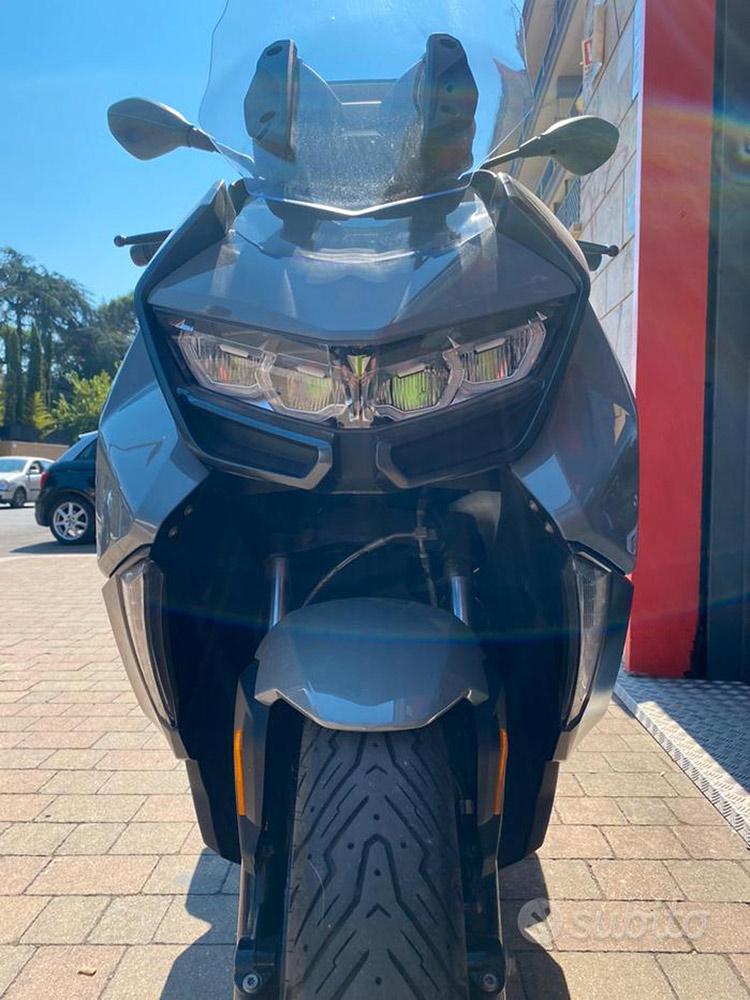 Costantini Moto Bmw C400 Gt 2019 Muso