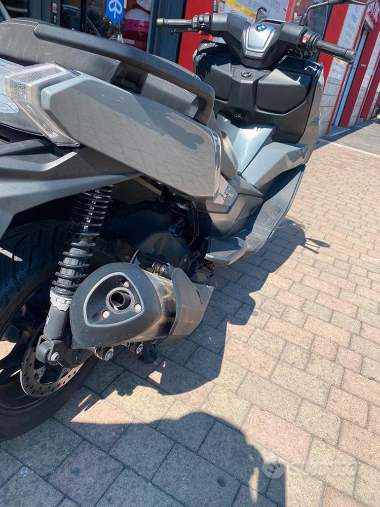 Costantini Moto Bmw C400 Gt 2019 Fianco Posteriore Dx