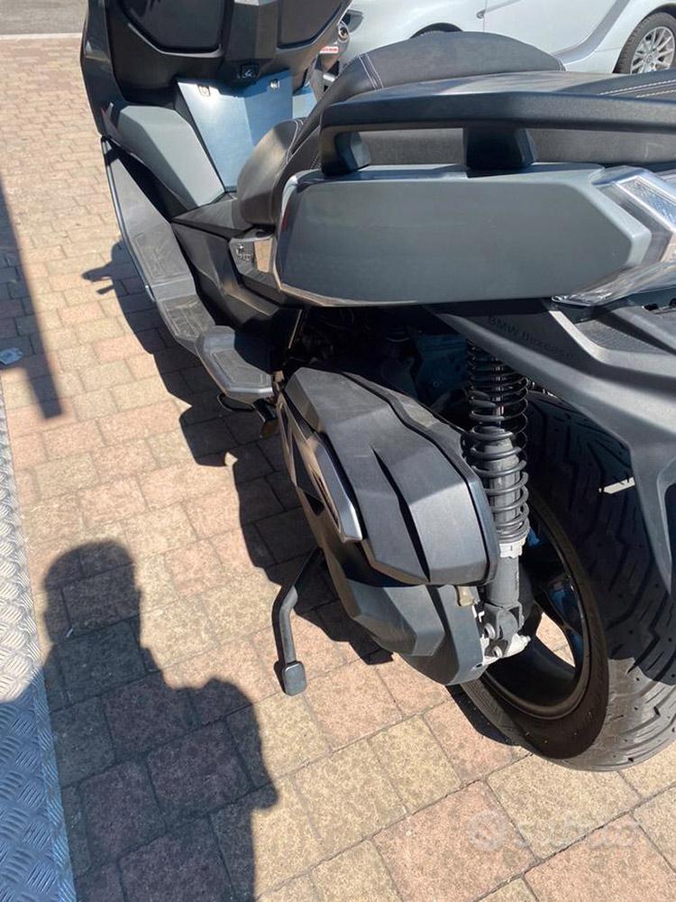 Costantini Moto Bmw C400 Gt 2019 Fianco Posteriore Sx