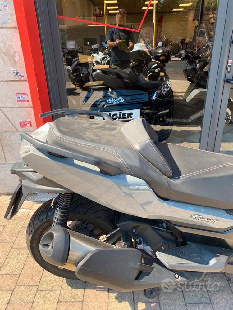 Costantini Moto Bmw C400 Gt 2019 Seduta Passeggero