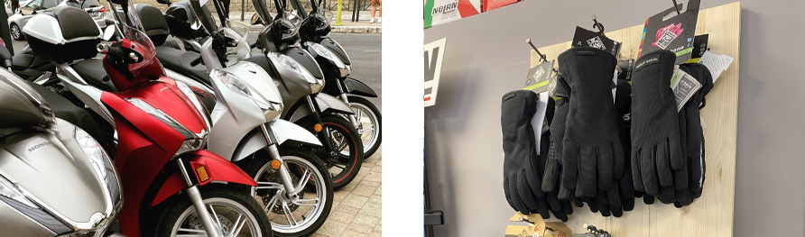 guanti tucano urbano e scooter in vendita