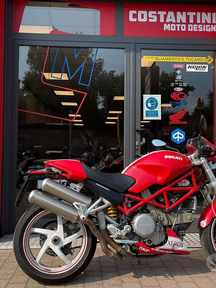 Costantini Moto Ducati Monster S2r 695 2005