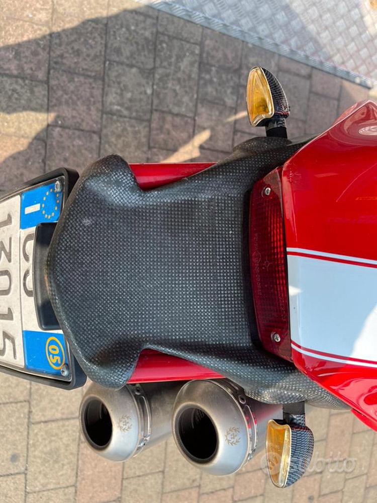 Costantini Moto Ducati Monster S2r 695 2005 Codino