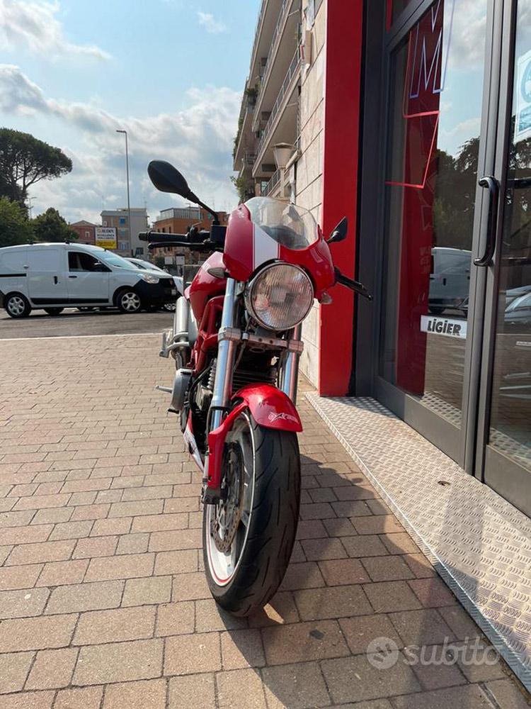 Costantini Moto Ducati Monster S2r 695 2005 Muso