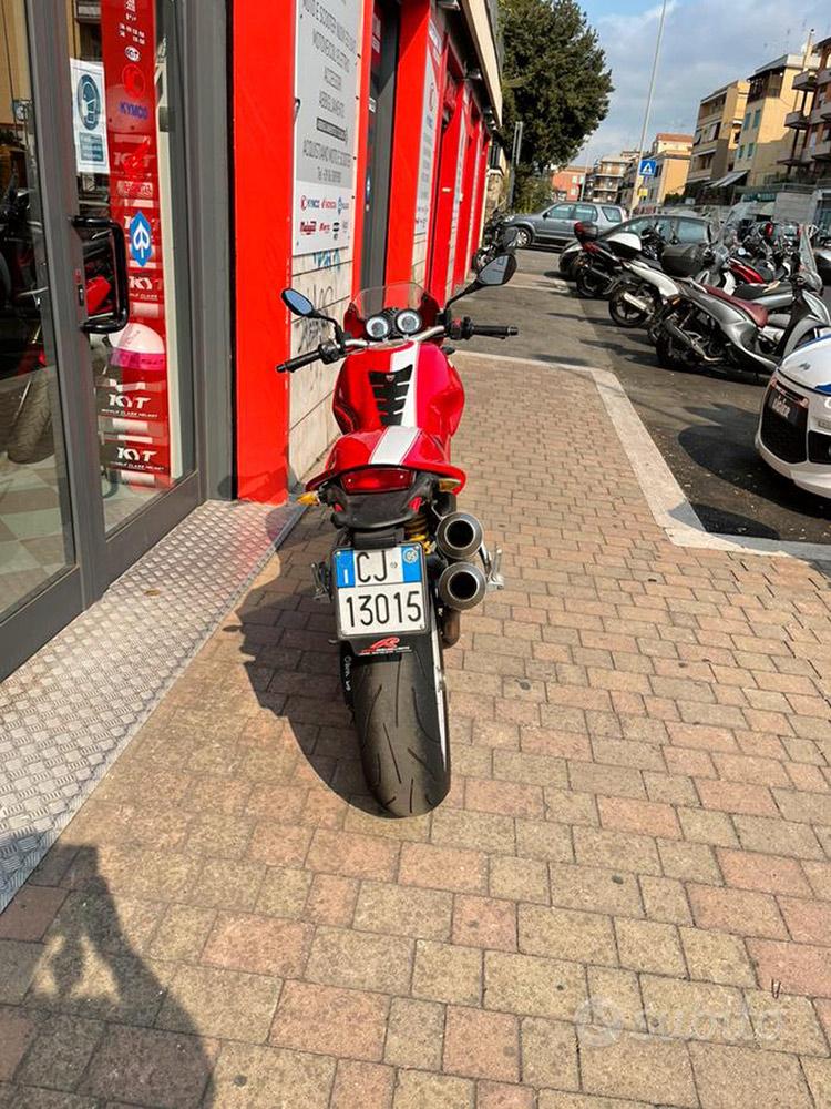 Costantini Moto Ducati Monster S2r 695 2005 Posteriore