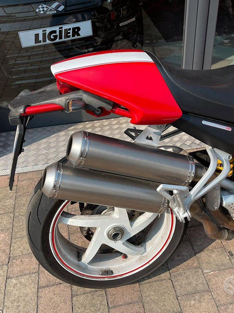 Costantini Moto Ducati Monster S2r 695 2005 Scarichi