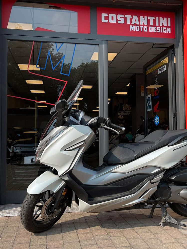 Costantini Moto Honda Forza 300 2018