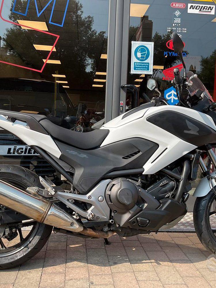 Costantini Moto Honda Nc 750 Dct 2015