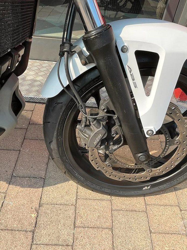 Costantini Moto Honda Nc 750 Dct 2015 Anteriore