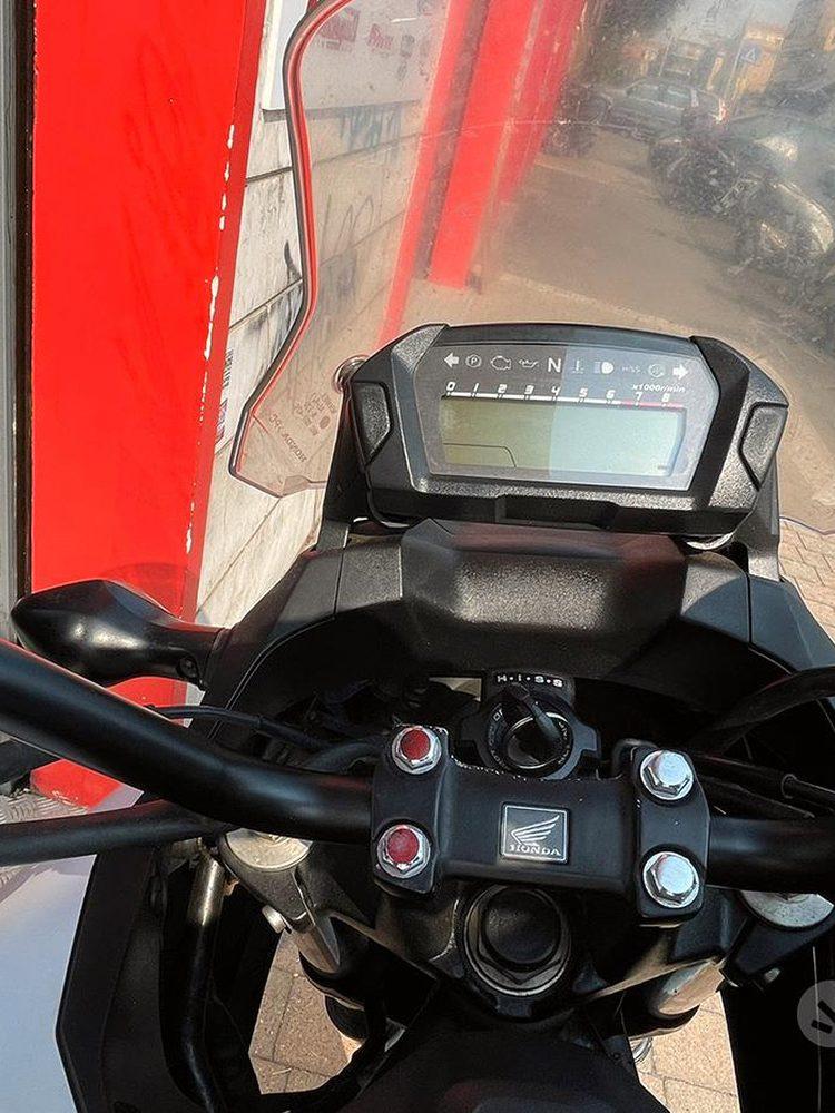 Costantini Moto Honda Nc 750 Dct 2015 Cruscotto