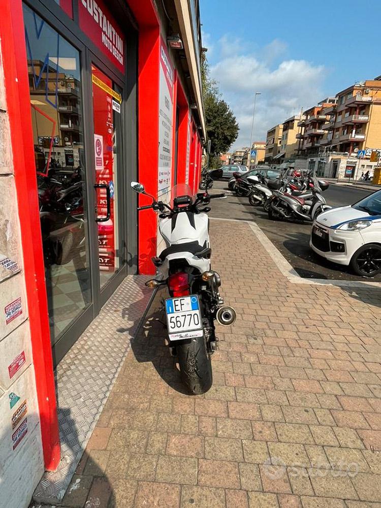 Costantini Moto Honda Nc 750 Dct 2015 Posteriore