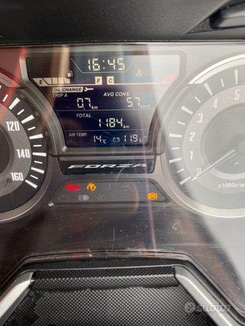Costantini Moto Honda Forza 300 Dettaglio Km