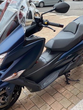 Costantini Moto Suzuki Burgman 400 Laterale Sinistro