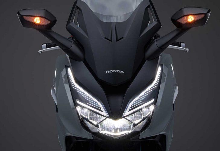 Honda Forza 350 Fari Led