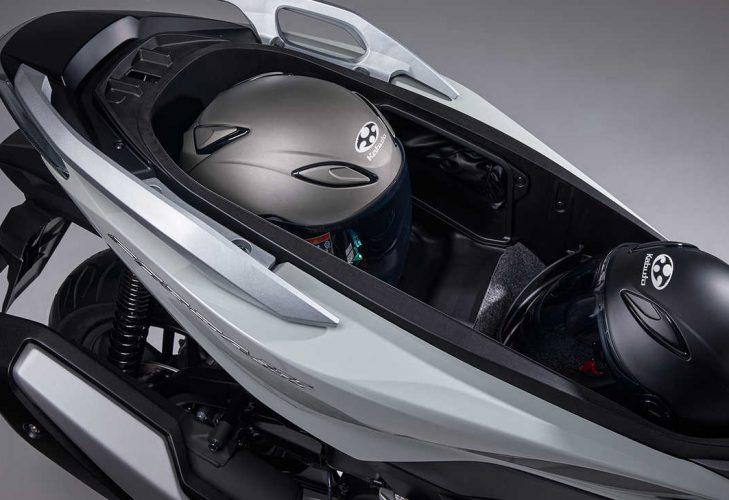 Honda Forza 350 Vano Sottosella
