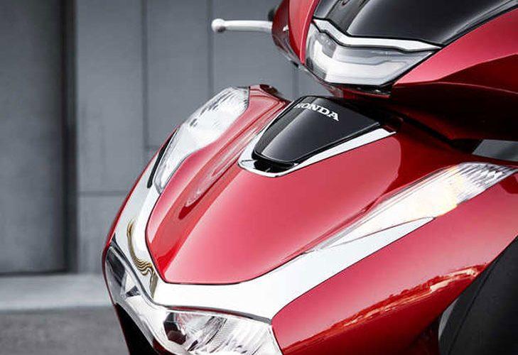 Honda Sh 150i Dettaglio Scudo