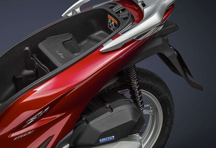 Honda Sh 150i Sottosella