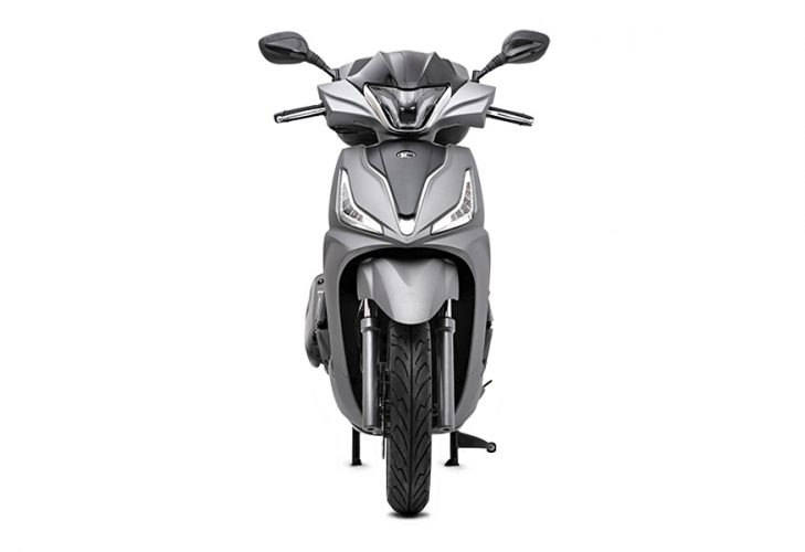 Kymco People S 300i Abs Frontale