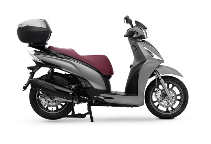 Kymco People S 300i Abs Laterale