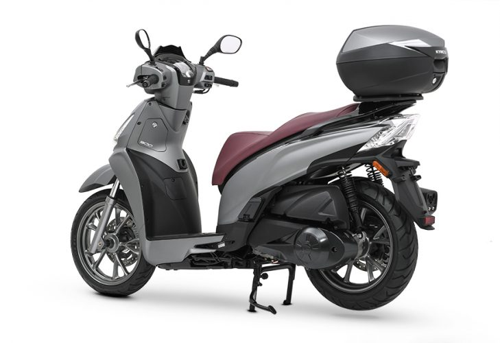 Kymco People S 300i Abs Laterale Posteriore Sx