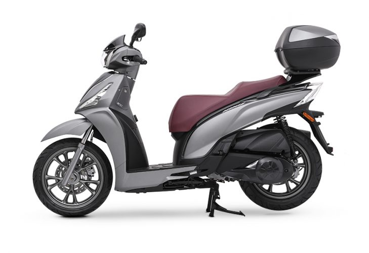 Kymco People S 300i Abs Laterale Sinistro