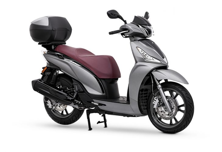 Kymco People S 300i Abs Lato Dx