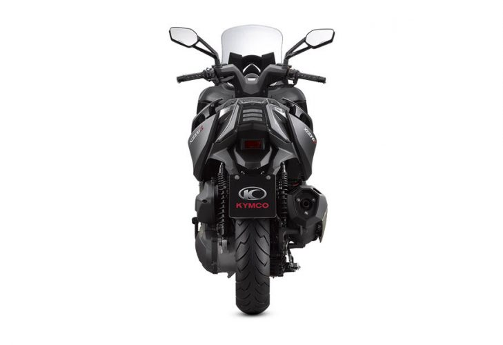 Kymco Xciting 400i S Posteriore