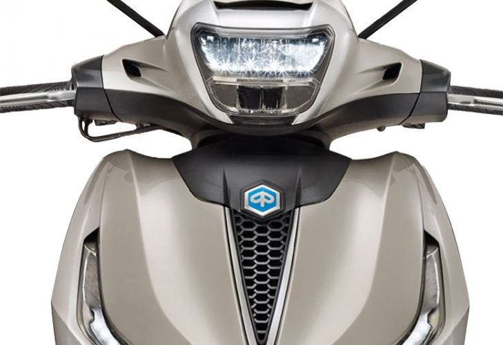 Piaggio New Beverly 300 Frontale